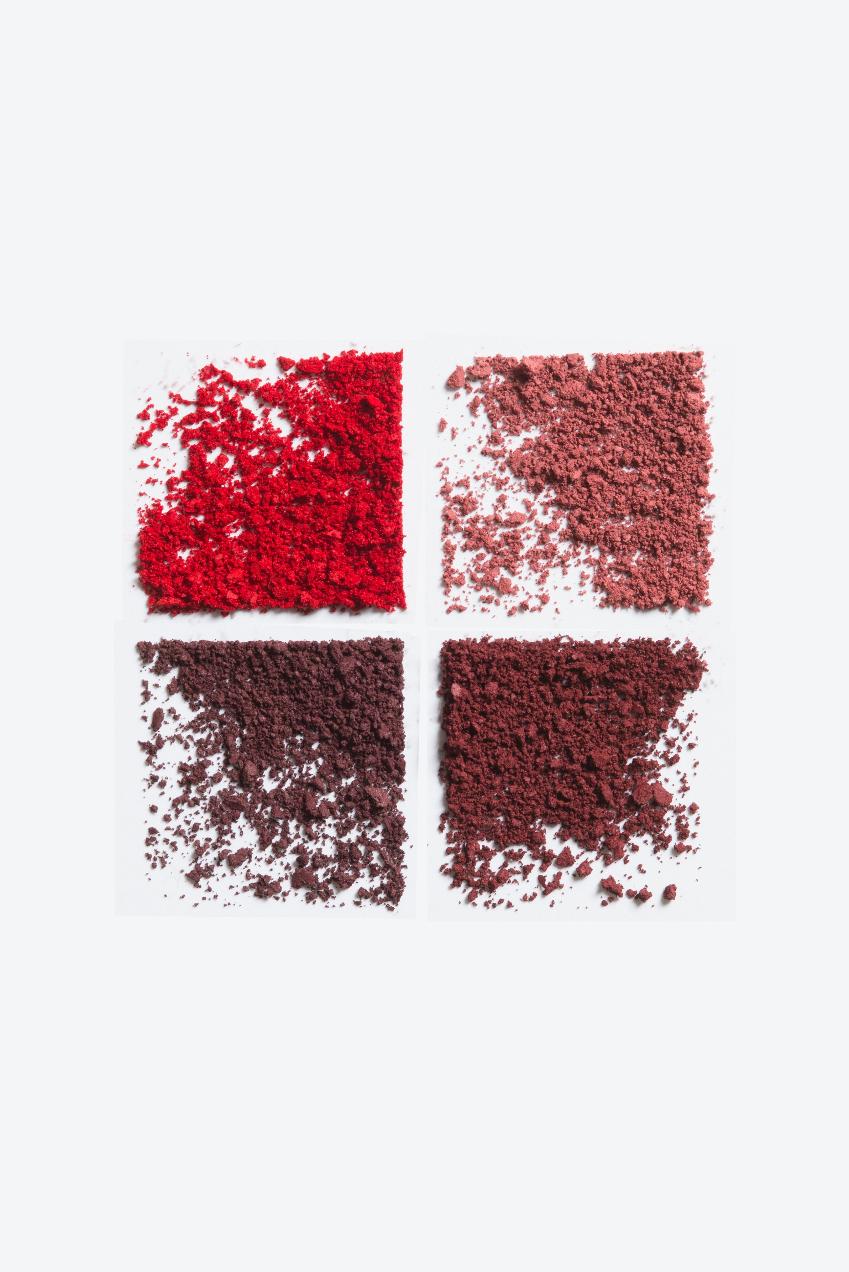 Lip Palette les 4 Rouje powder