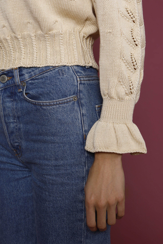 Lila sweater