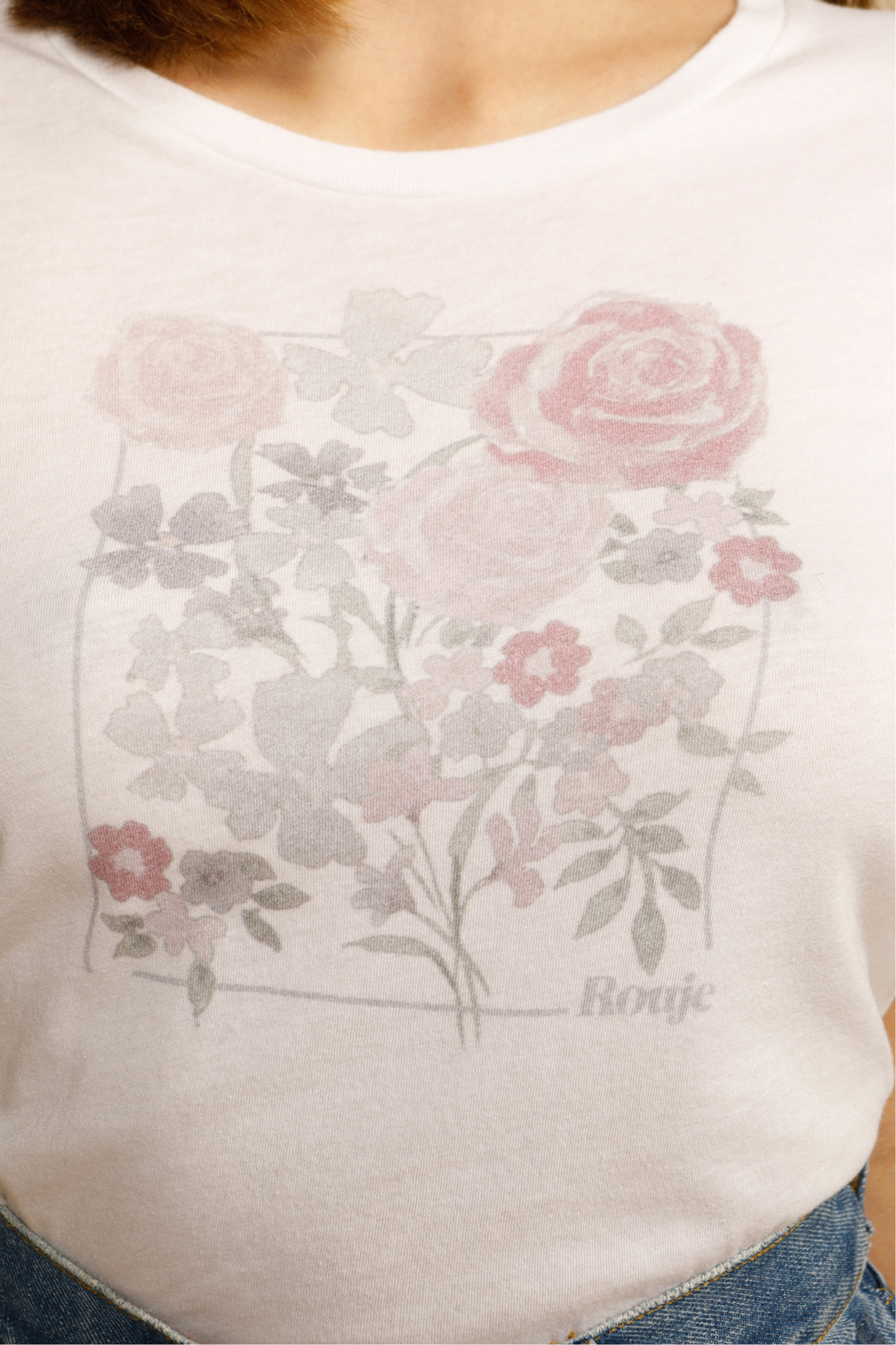 Camiseta ERNEST BOUQUET