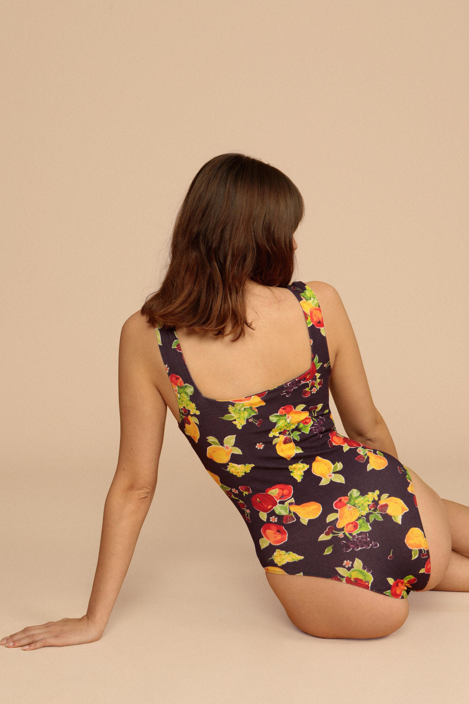 SAHEL bodysuit
