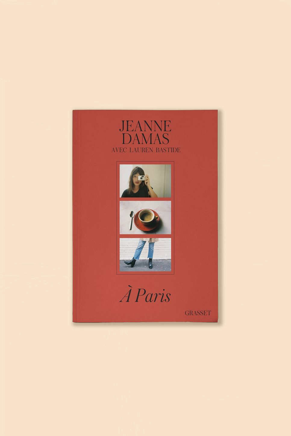 Livre A Paris (version française)