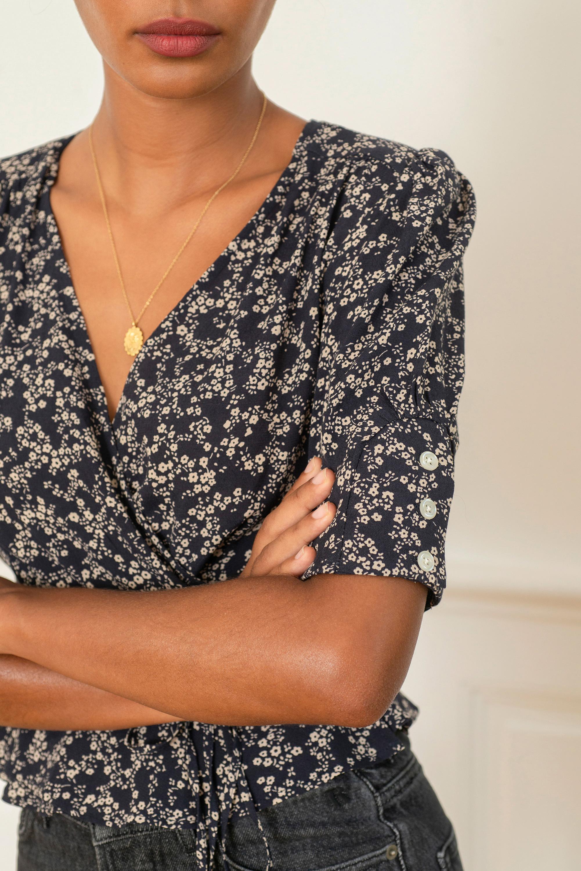 DITA blouse