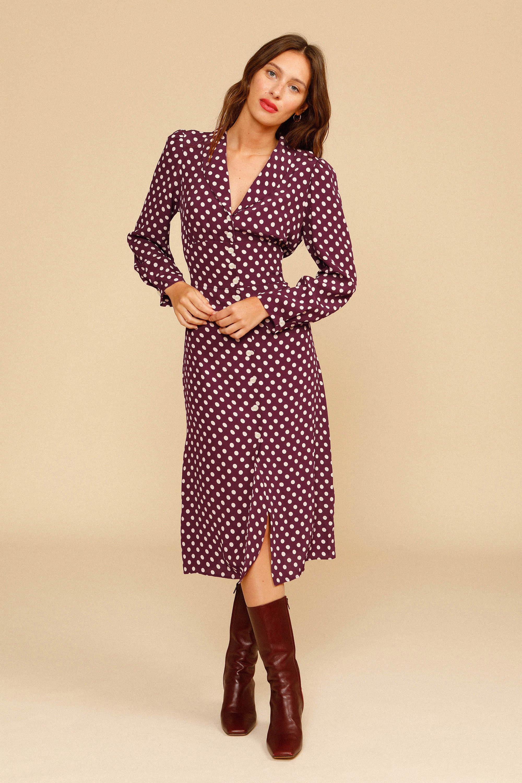 Vestido CLEMENTINE