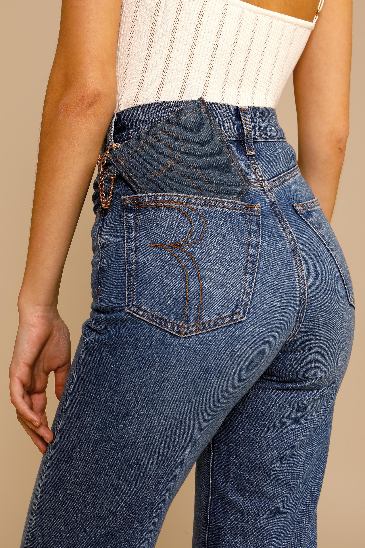 La poche des jeans