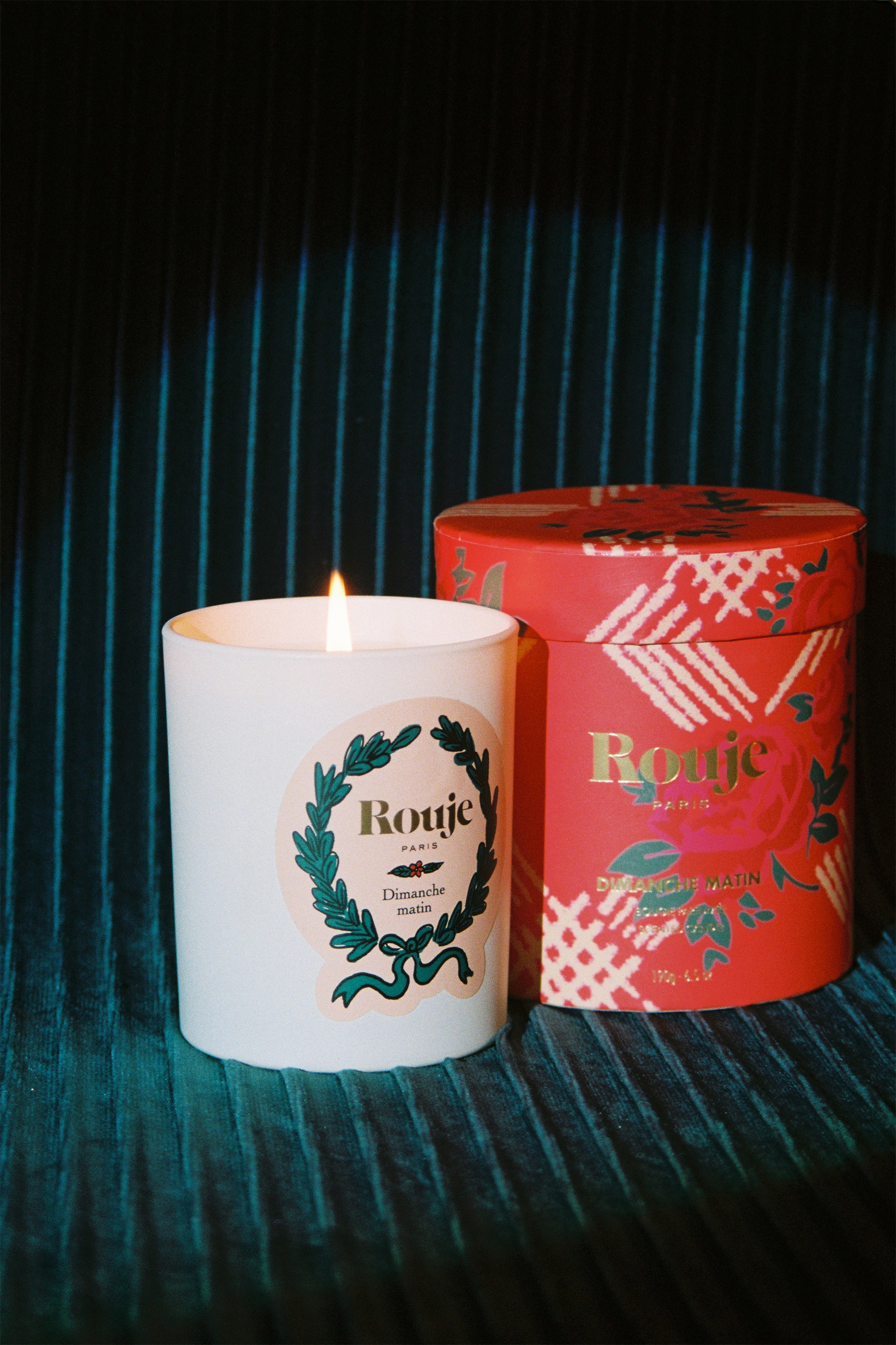 Dimanche Matin Candle