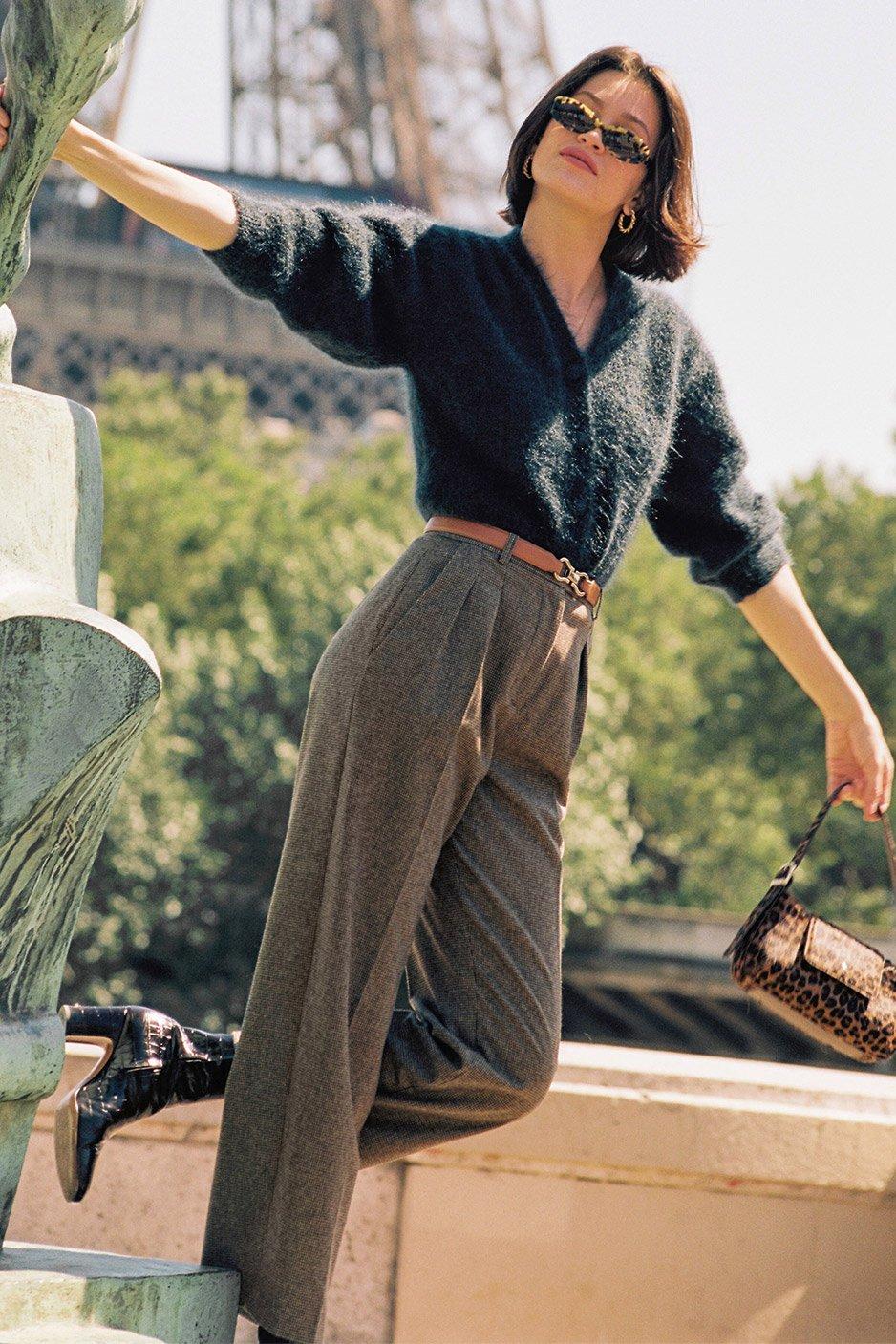 Ben in Paris
